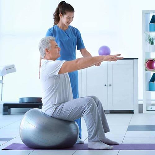 تمرین درمانی تخصصی